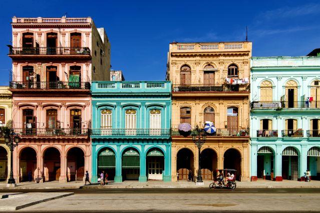 Voyage Grande traversée Cubaine