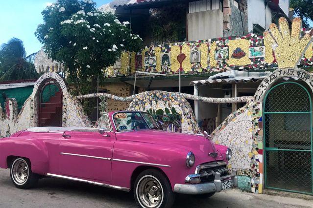 Voyage Cuba del Oeste
