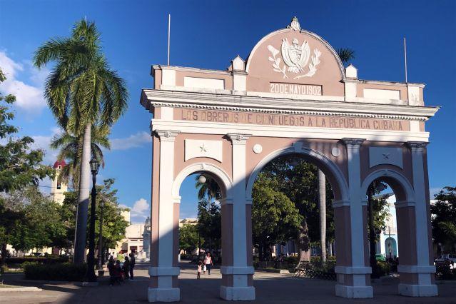 Parc Jose Marti - Cienfuegos - Cuba