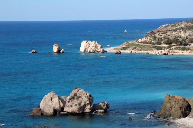 Petra tou Romiou - Chypre