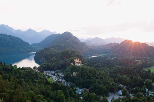 Voyage Lacs et châteaux, entre Bavière et Tyrol