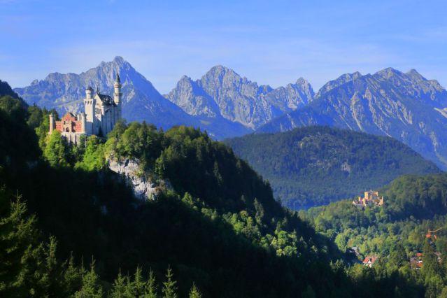 Voyage Des lacs du Tyrol aux châteaux de Bavière