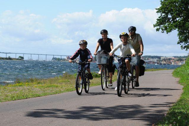 Voyage A vélo au Danemark sur les îles de Fionie et Ærø