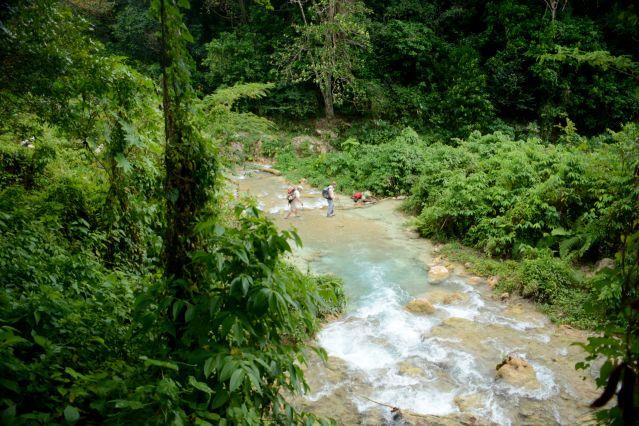 Randonnée de Polo au Rancho Platon - Sierra de Bahoruco - République Dominicaine