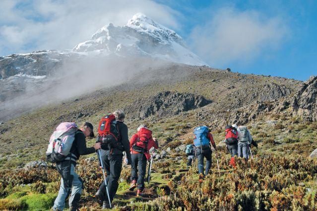 Voyage Trekking au coeur des Andes