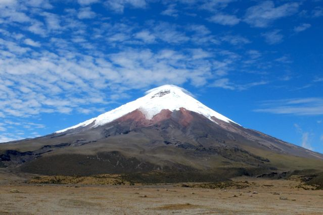 Voyage Cotopaxi (5897m) et Chimborazo (6268m)