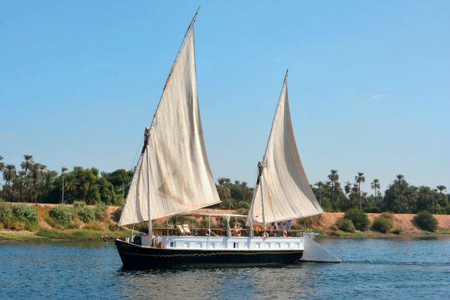 Les Gréements du Nil - Vallée du Nil - Egypte