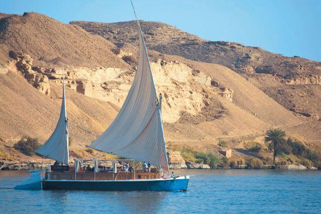 Vallée du Nil - Egypte