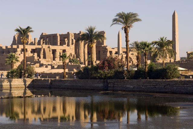 Temple de Karnak - Louxor - Vallée du Nil - Egypte