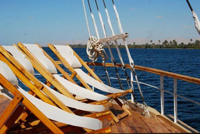 Voyage Le Nil en dahabieh : charme et confort