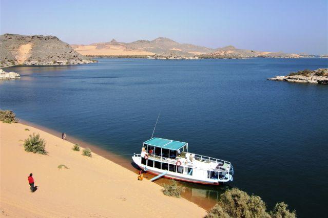 Voyage Rando et navigation à la découverte du lac Nasser