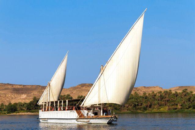 Le Nil en famille à bord d'un dahabieh