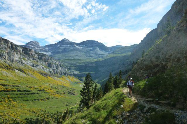 Voyage Les grands canyons du mont Perdu