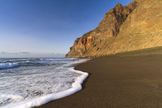 Plage Negra - La Gomera - Canaries - Espagne