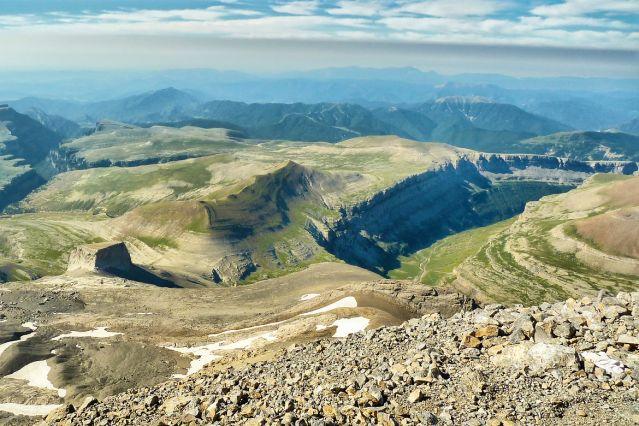 Voyage Cirques et canyons du mont Perdu