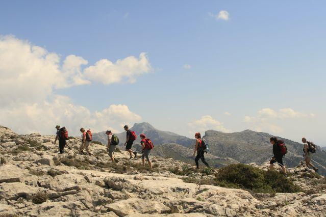 Voyage La traversée de la Serra de Tramuntana