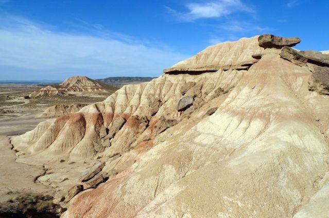 Mallos de Riglos et le désert des Bardenas Reales
