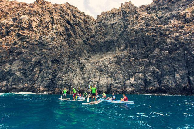 Balade en kayak - Tenerife - Espagne - Europe