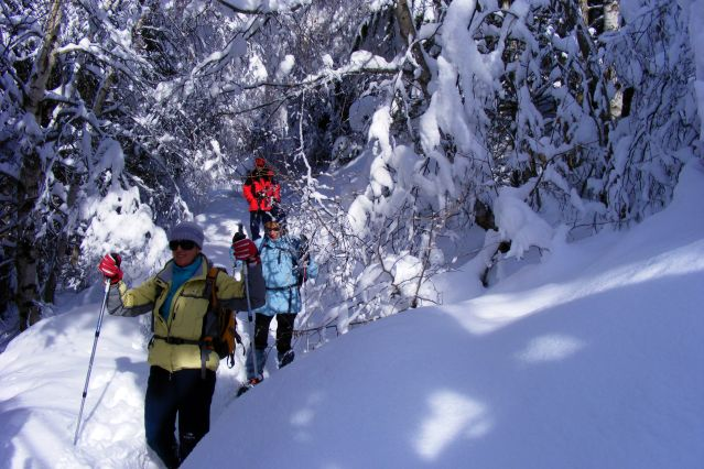 Voyage Raquettes au pied du pic du midi de Bigorre