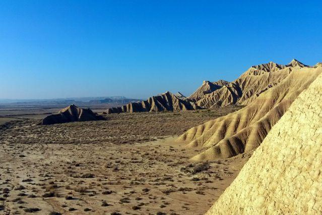 Voyage Déserts des Bardenas et Monegros