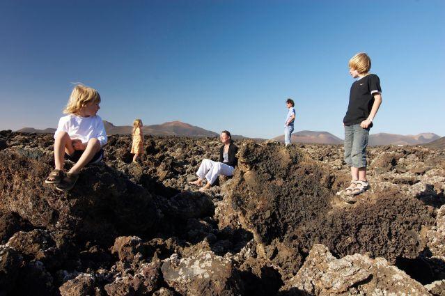 Voyage Lanzarote, entre volcans et océan