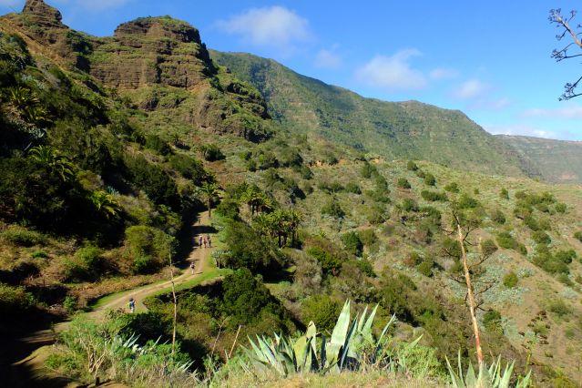 Voyage Monts et merveilles de La Gomera