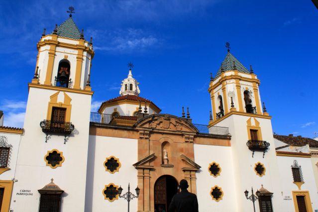 Voyage De Séville aux villages blancs de Grazalema