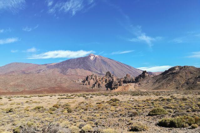 Parc national du Teide - Tenerife -  Îles Canaries - Espagne