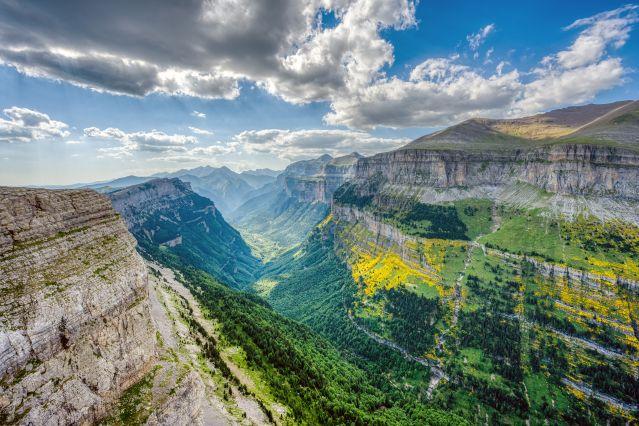 Vallée d Ordesa - Pyrénées - Espagne