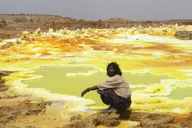 Voyage Route du sel, Dallol et églises du Tigré