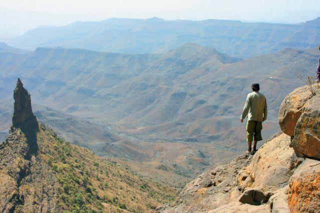 Parc du Simiens - Lalibela - Ethiopie