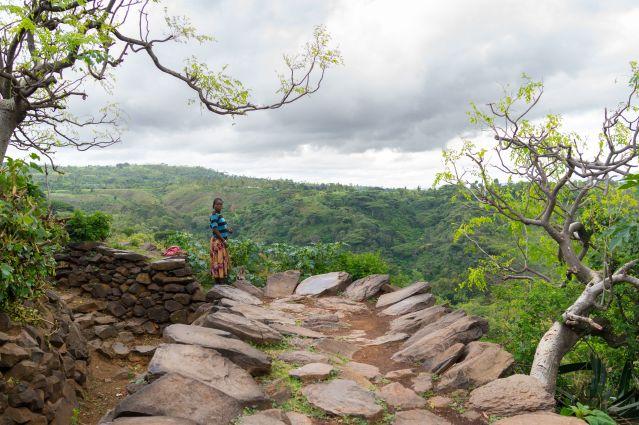 Voyage Safari dans le parc Churchura et peuples de l'Omo