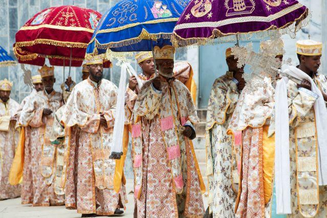 Voyage Abyssinie, spécial fête de Timkat