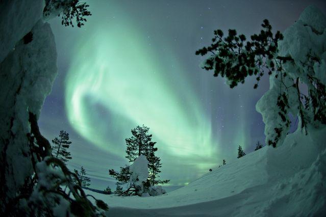 Voyage Aventures sous le ciel des aurores