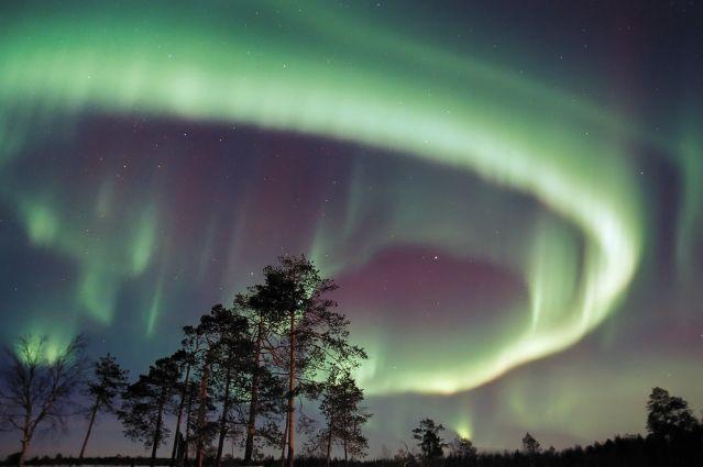 Voyage La féerie des aurores