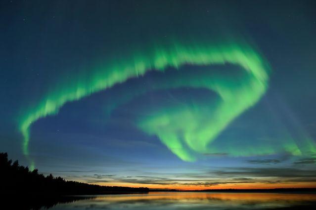 Voyage Les lumières du Nord