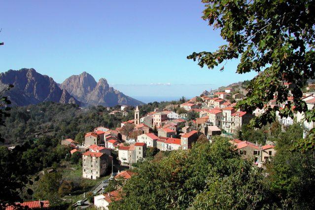 Voyage Corsica bella
