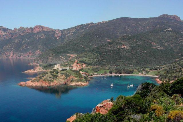 Girolata - Corse - France