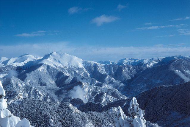 Pic de Casamanya - Andorre