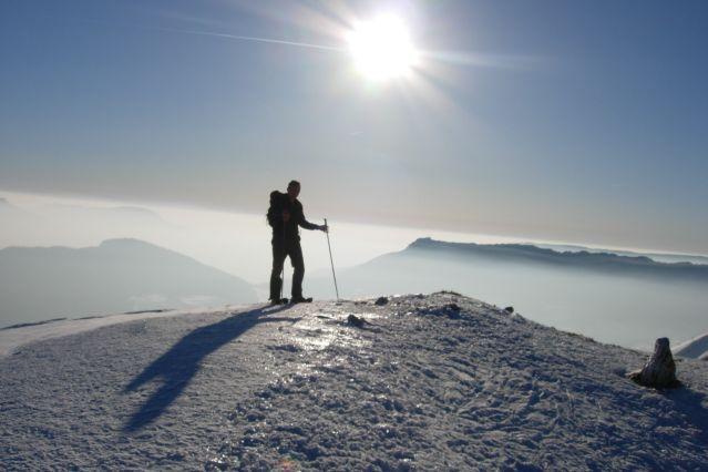 Bauges - Savoie - Alpes - France
