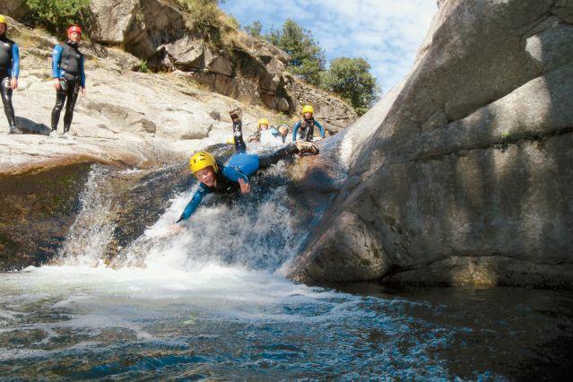 Canyons de Piemont - Cevennes - Ardèche - France