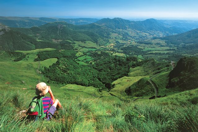 Auvergne - Massif Central - France