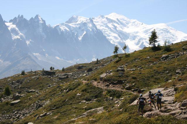 Voyage Préparation course Orsières-Champex-Chamonix