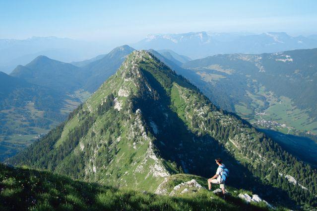 Bauges - Savoie - Alpes du Nord - France