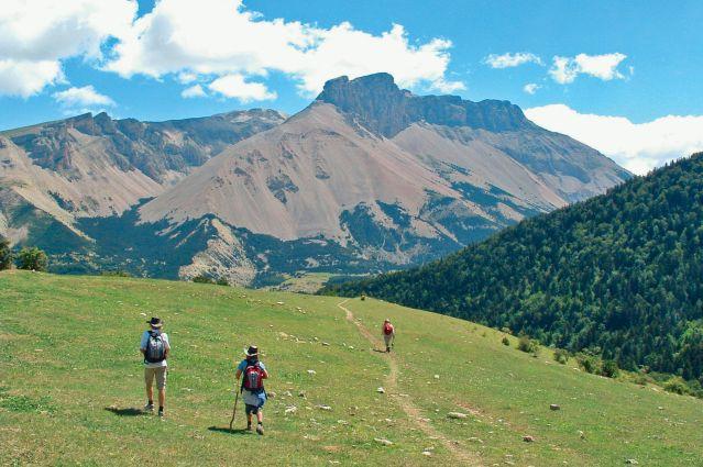 Alpes de Haute Provence - France