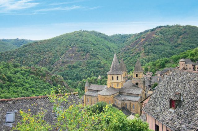 © Joel Le Coz / Bey - Conques - Aveyron - France