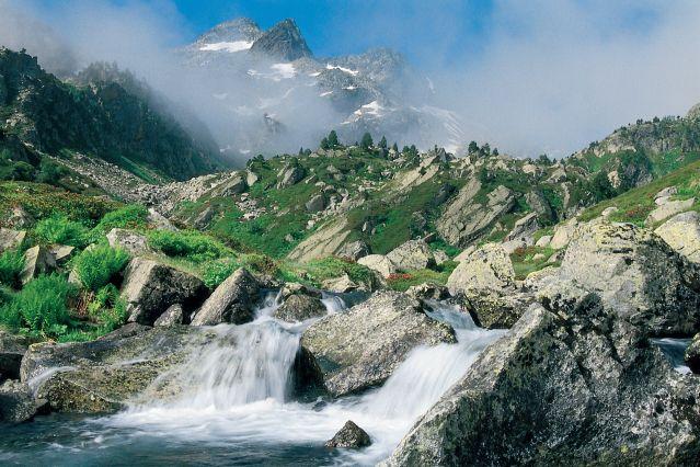Voyage Traversée des Pyrénées ariégeoises (GTP étape 3)