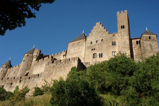 Voyage A vélo sur la route des châteaux cathares