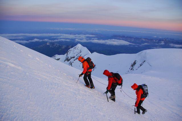 Ascension Mont Blanc - Stage Alpinisme - 6 jours