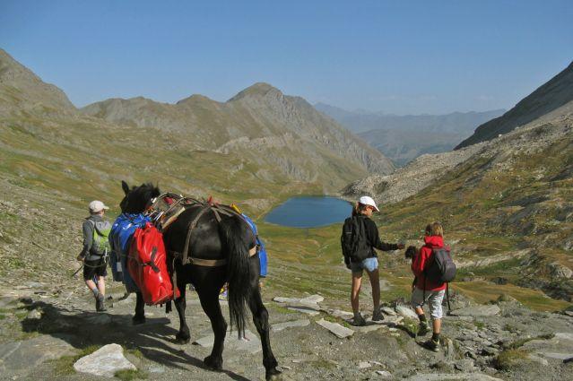 Voyage Le Queyras au pas de l'âne